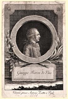 Joseph Nikolaus de Vins Austrian general