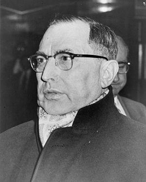 Joseph Profaci, New York Mafia boss, at Crime ...