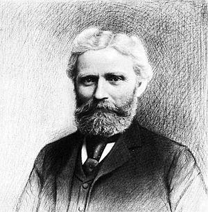 Joseph Smith Harris - Joseph Smith Harris, aged about 55.