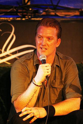 Josh Homme - Homme in July 2007