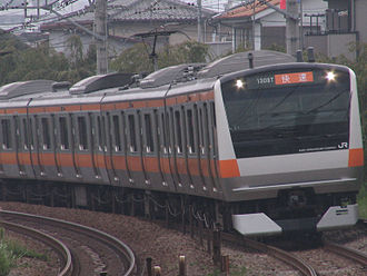 Chūō Main Line - E233 series