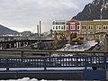 Juneau Visitors Retaining Wall 2 (6480400317).jpg