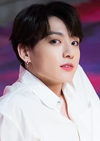 "Jungkook for Dispatch ""Boy With Luv"" MV behind the scene shooting, 15 March 2019 07 (cropped).jpg"