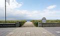 Kühlungsborn,Strandpromenade, ehemalige Grenze der Orte Arendsee und Brunshaupten (1).JPG