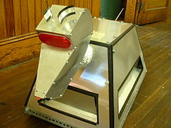 K-9 the Robot Dog (408727662).jpg