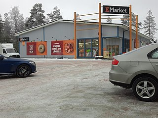 Muijala District of Lohja in Uusimaa, Finland