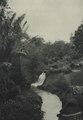KITLV - 88287 - Kleingrothe, C.J. - Medan - Waterfall in a river on the plantation Bekalla of the Deli Company in Deli - 1905.tif
