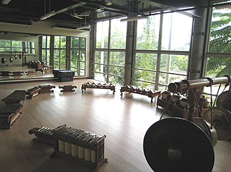 Kuala Lumpur Performing Arts Centre - Studio 1, one of the rehearsal and training studios in KLPac