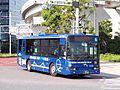 KM Kanko Bus 111 Odaiba Rainbow Bus Aero Star.jpg