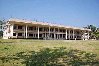 Khulna University of Engineering & Technology - Image: KUET Campus