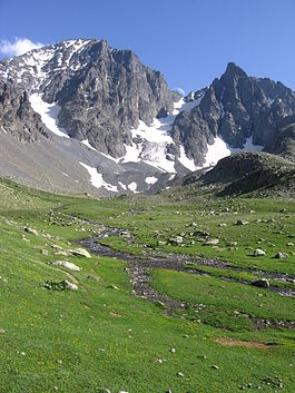 montes kaçkar wikipédia a enciclopédia livre