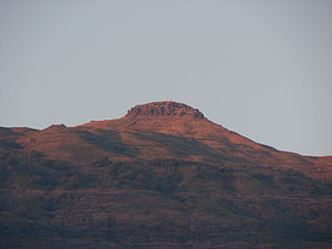 English: Kalasubai is the tallest peak in Maha...