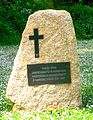 Kamienna Góra, obelisk upamiętniający ofiary faszyzmu niemieckiego DSCF4237.jpg