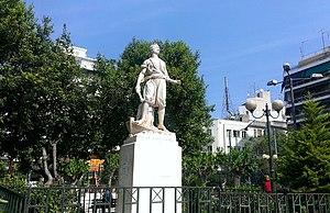 Kypseli, Athens - Image: Kanaris kypseli