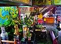 Kaohsiung Lotus Pond Statue des Jade-Kaisers Innen 2.jpg