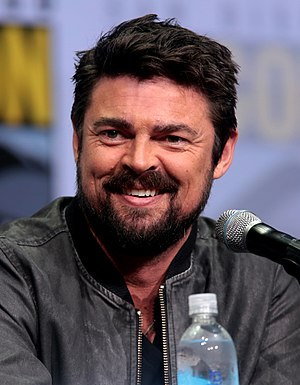 Karl Urban - Karl Urban at the 2017 San Diego Comic-Con promoting Thor: Ragnarok
