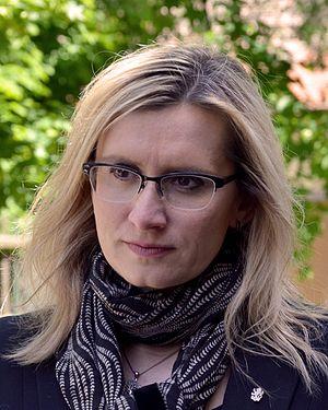 Karla Šlechtová - Image: Karla Šlechtová (2015)