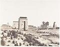 Karnak (Thèbes), Vue Générale des Ruines Prise du Point B MET DP138580.jpg
