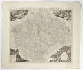 Karta över Böhmen, från 1745 - Skoklosters slott - 97964.tif