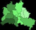 Karte - Abgeordnetenhauswahl Berlin - Wahlbeteiligung 2006.png
