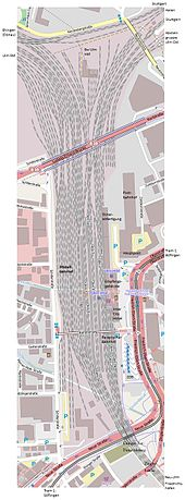 Ulm Hauptbahnhof Wikipedia