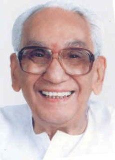 K. Karunakaran Indian politician