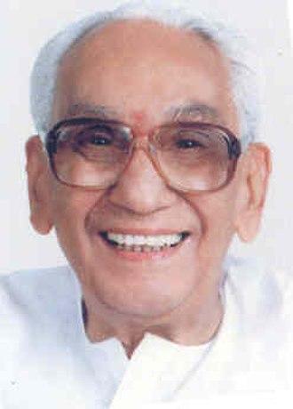 K. Karunakaran - Image: Karunakaran Kannoth