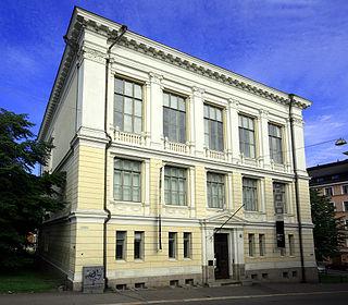 Museum of Finnish Architecture museum in Helsinki, Finland