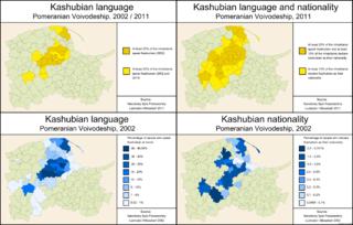 Kashubian language Indo-European language spoken in Poland