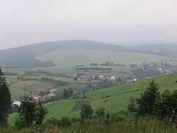 Skyline of Kateřinice