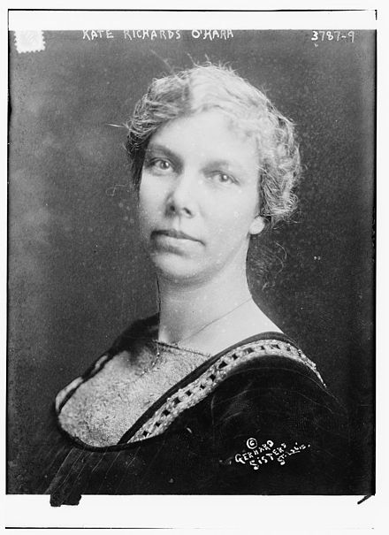 Kate Richards O'Hare in 1915 Kate Richards O'Hare in 1915.jpg