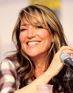English: Katey Sagal at the 2010 Comic Con in ...