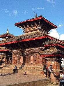 The Kathmandu valley in Nepal - Asia tourism
