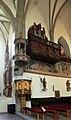 Kežmarok Basilica Holy Cross interior 2015 3.jpg