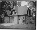 Keasbey and Mattison Company, Executive's House, Carriage House, 6 Lindenwold Avenue, Ambler, Montgomery County, PA HABS PA,46-AMB,10I-1.tif