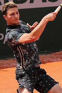 Miomir Kecmanović Serbian tennis player