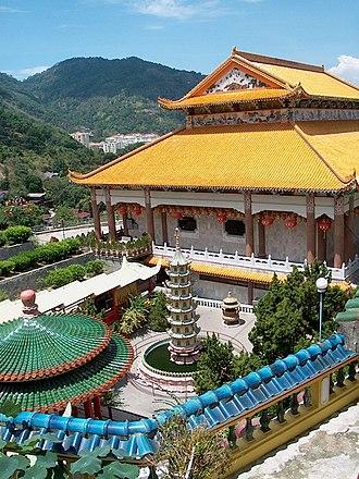 Buddhism in Malaysia - Image: Kek Lok Si 03