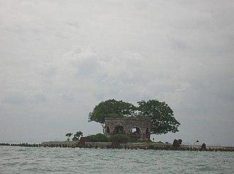 Thousand Islands (Indonesia) - Image: Kelor Martello