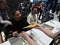 Ken Levine and Nate Wells at PAX East 2011.jpg