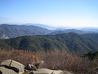 Hokusetsu Prefectural Natural Park - Mount Kenpi