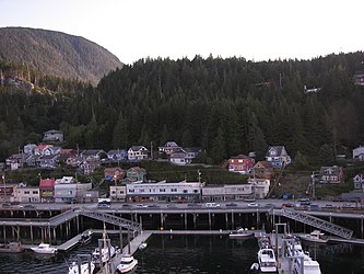 Ketchikan from Tongass Narrows, Alaska 5.jpg