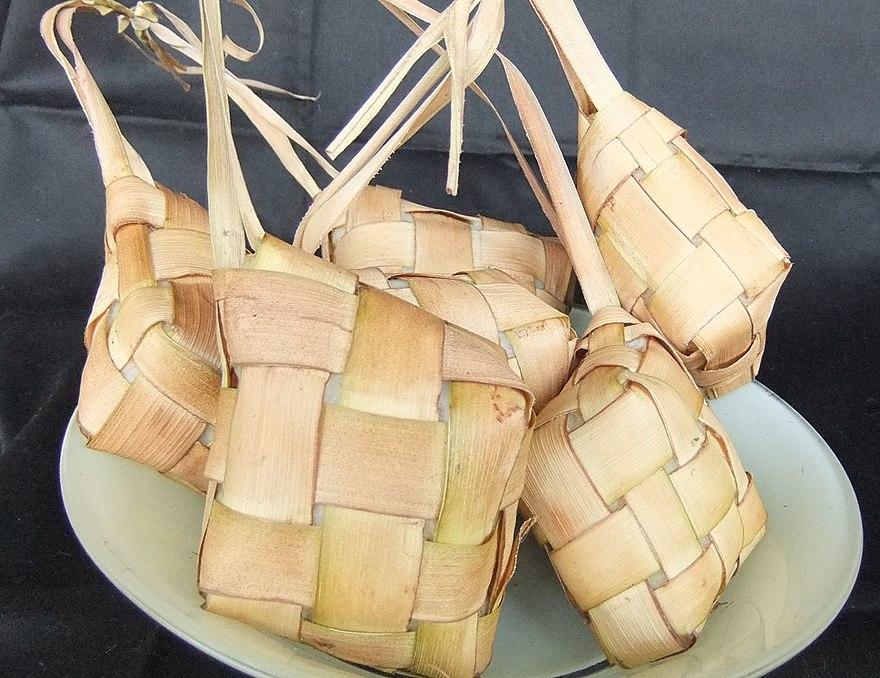 Ketupat Make your