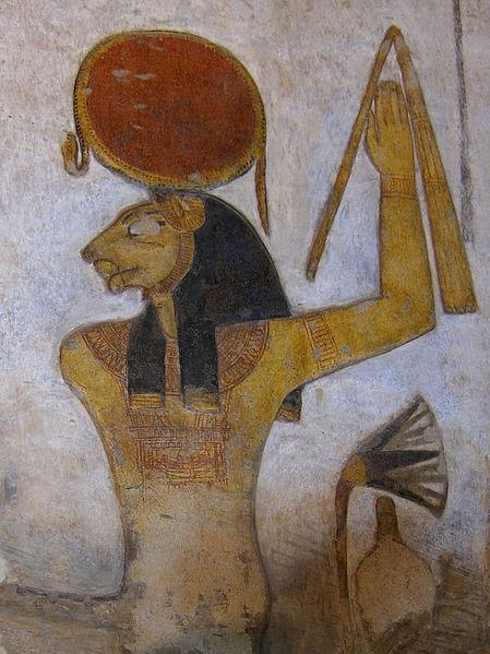 Temple Of Sekhmet