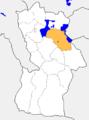 Khovd Chandmani sum map.PNG