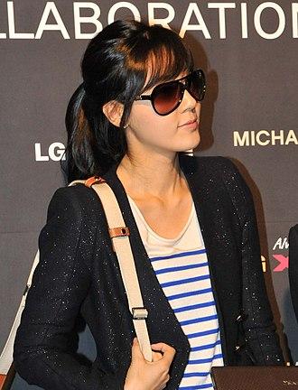 Kim Ha-neul - Kim Ha-neul in October 2011
