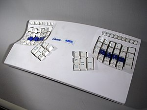 Kinesis Contoured Keyboard (Classic)