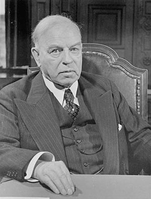 1950 in Canada - William Lyon Mackenzie King