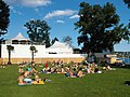 Kino am See (Orange-Cinema) - Zürichhorn 2012-08-09 18-31-13 (WB850F).JPG