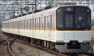 Kintetsu 3220 series Japanese electric multiple unit train type