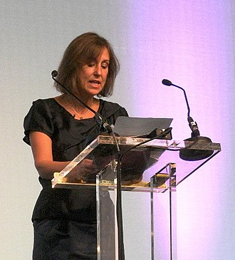 Kirsty Wark - Kirsty Wark at the Innovate'08 Conference